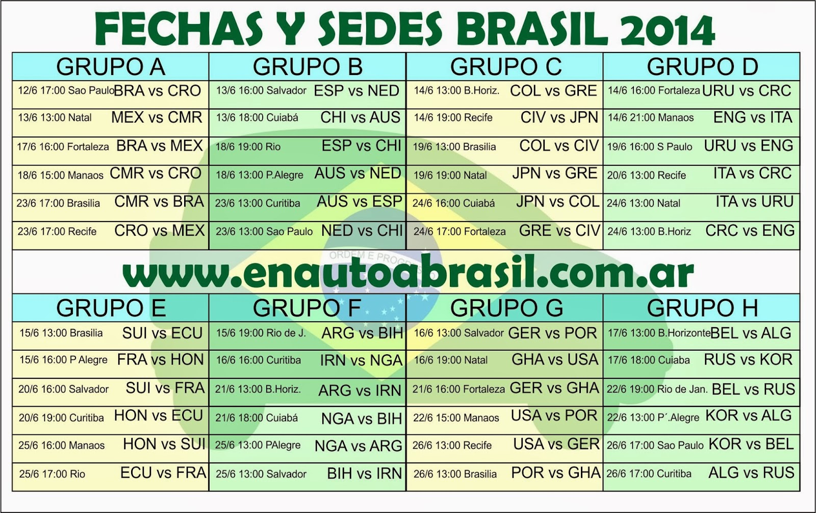 im 225 genes para el whatsapp mundial brasil 2014 mundial
