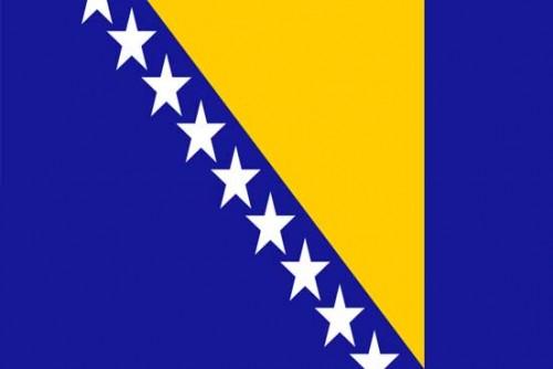 BANDERA-BOSNIA