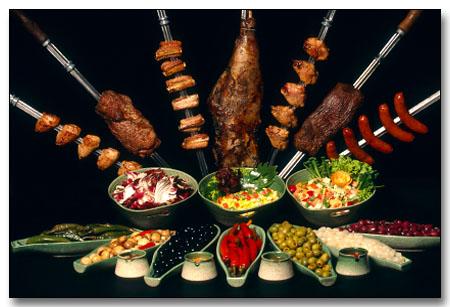 brazilian churrasco restaurant