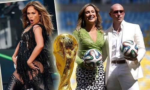 SOCCER-WORLDCUP/SONG