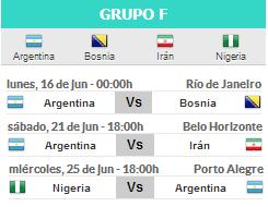 fechas argentina