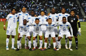 Honduras v Guatemala