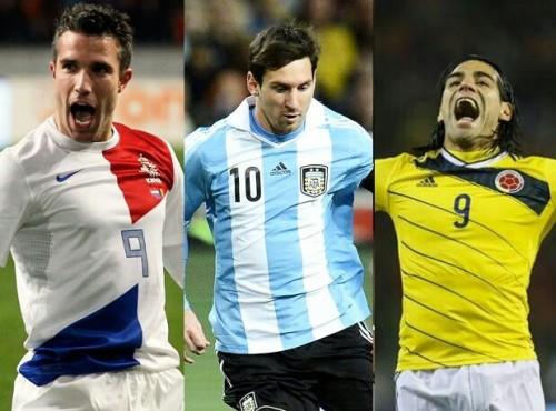 Goleadores-Eliminatoria-Brasil-2014
