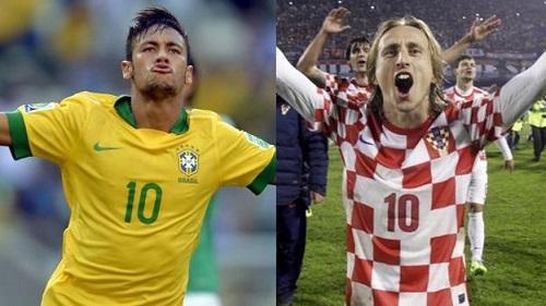 brasil croacia