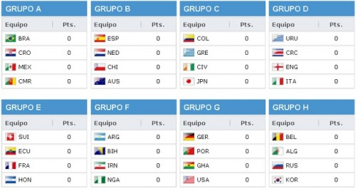 Image Result For Calendario Mundial Rusia