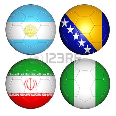 24523971-brasil-copa-del-mundo-2014-banderas-del-grupo-f-en-balones-de-futbol
