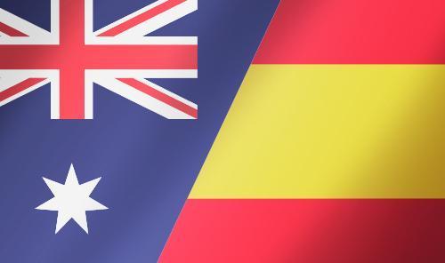 Australia-vs-España