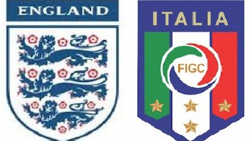 Inglaterra-Italia