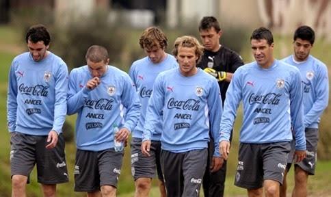 Lista de preseleccionados de Uruguay para el Mundial[5]