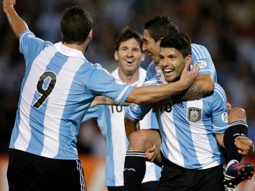 argentina trinidad y tobago