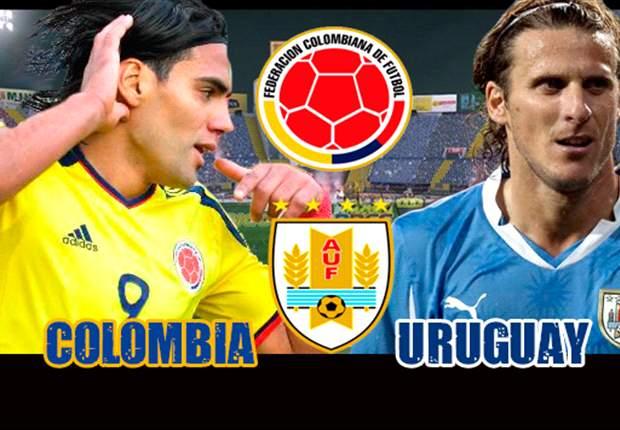Colombia Vs Uruguay: Predicciones Para El Partido Colombia Vs Uruguay