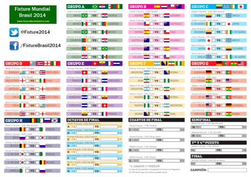 fixture-de-brasil-para-imprimir-y-completar-del-mundial-2014-Fixture-Mundial-2014
