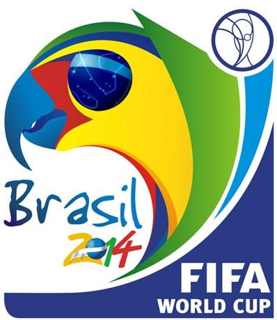 logo mundial brasil 2014