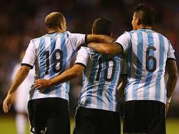 numeros seleccion argentina