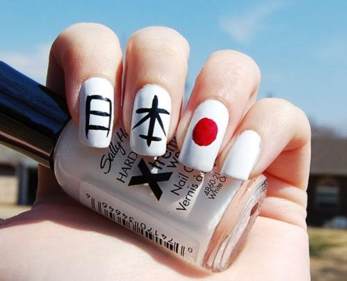 uñas japon