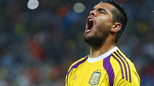 Romero is chuffed