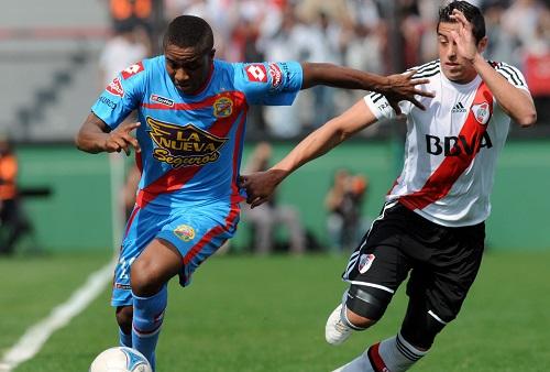 DYN701, BUENOS AIRES 30/09/2012, ARSENAL VS RIVER.FOTO:DYN/TONY GOMEZ.