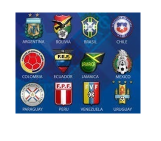escudos copa america 2015